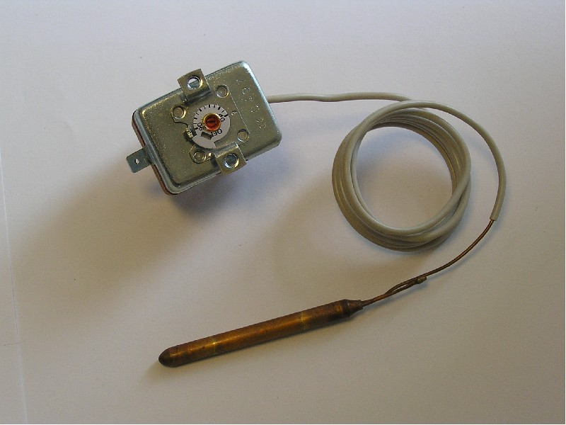 Termostat Tr2 Termostat Provozní Tr2 0-90°c