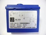 Automatika EFD Tw1,5 Ts10 - Viadrus Tomc